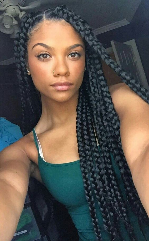 35 Dookie Braids Hairstyles: Gorgeous Dookie Braid Styles