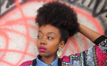 Frohawk hairstyles for black women