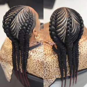 Large and Small Iverson Braids