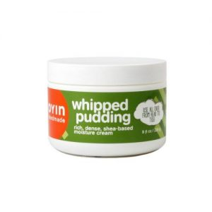 oyin whipped pudding loc method