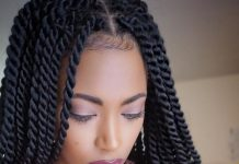 rope twists middle part