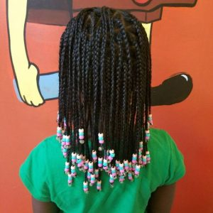 Beaded Box Braids