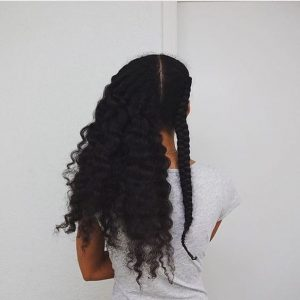 Braid Out How To