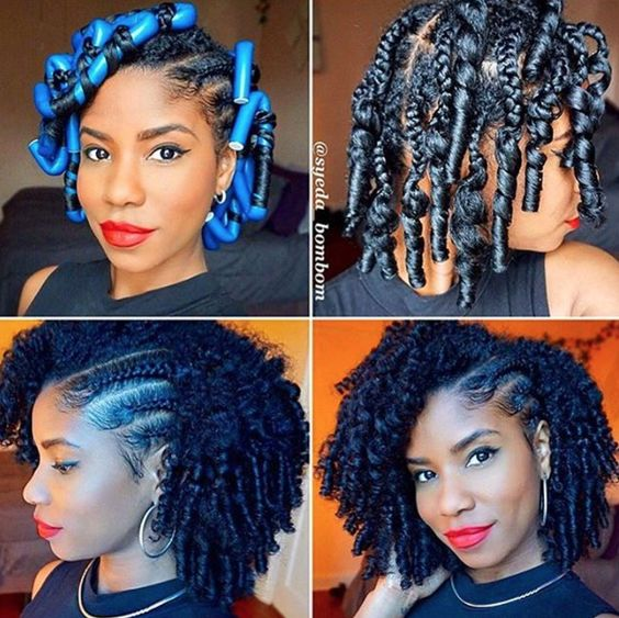 Braid Out Tutorial For Natural Hair 25 Braid Out Styles