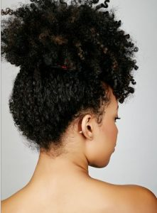 Pineapple Natural Hair