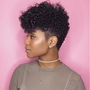 Short Tapered Braid Out