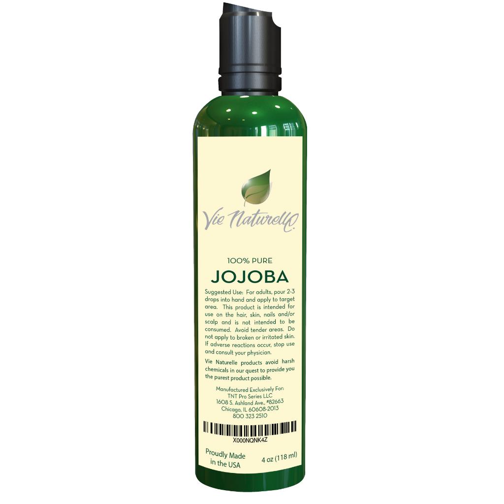 Vie Naturelle Grapeseed Oil for Hair