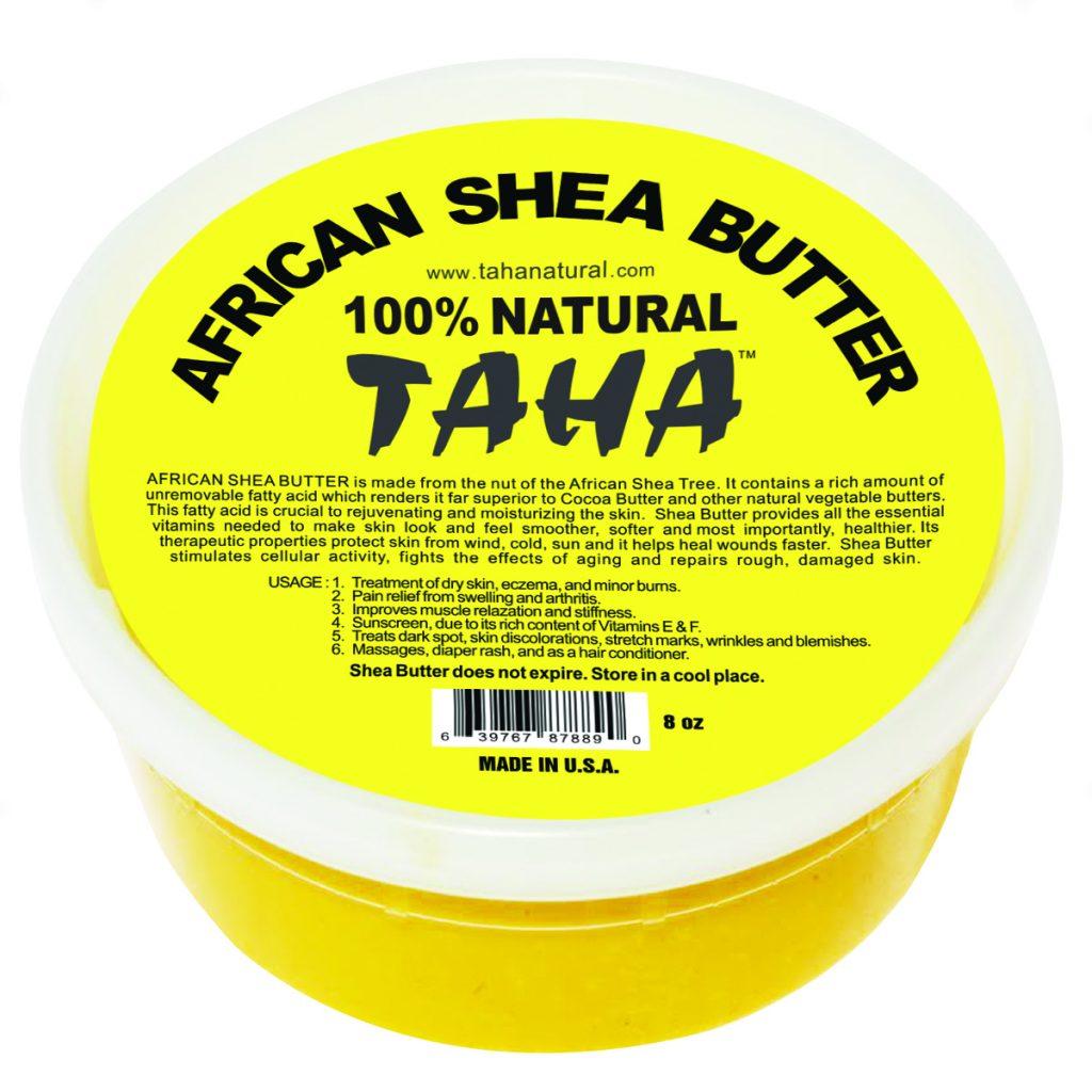 Taha African Shea Butter Cream