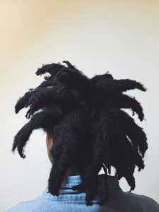 thick afro dreads