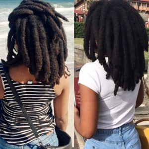 Thick Freeform Locs