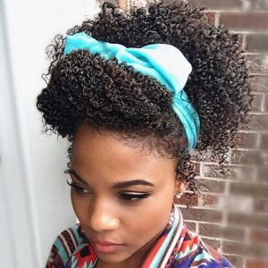 Wash And Go Pompadour Puff