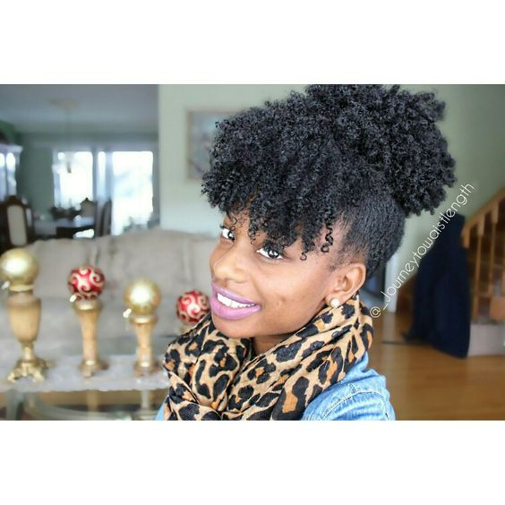 Wash Amp Go On Natural Hair How To Get The Perfect Wash N Go
