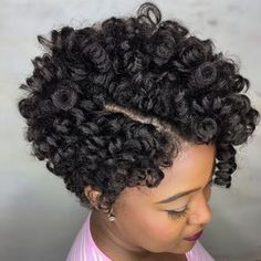 Tapered Crochet Braids
