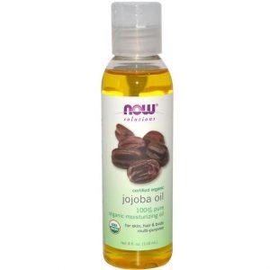 jojoba oil dry scalp