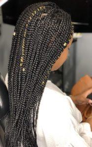 box braid maintain