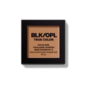 True Color Mineral Matte Crème Powder Foundation