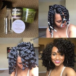 Chunky Twist And Curl