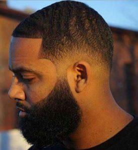 Full Beard With Side Fade