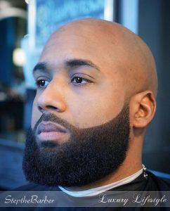 Precise Cut Beard