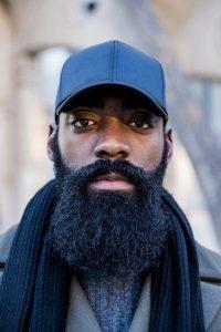 Thick Shaggy Beard