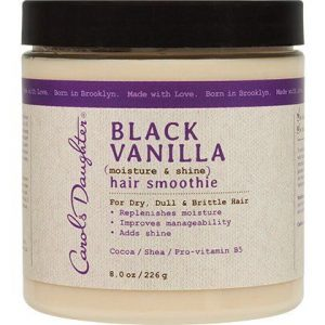 carol's daughter black vanilla hair smoothie