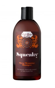 Uncle Funky's Daughter Squeaky Deep Cleansing Shampoo