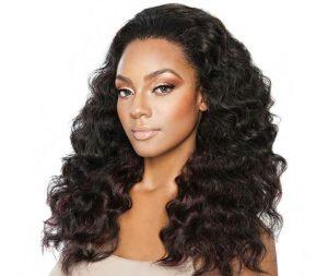 half wig full