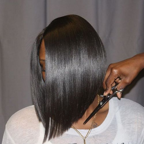 Thinning Out Your Wig With Razors