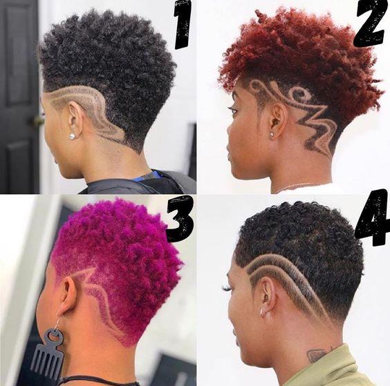dope cut chop hairstyles